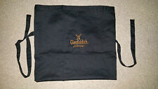 Glenfiddich Whisky Waist Tied Long Apron Black