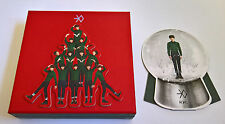 EXO Miracles in December Korea Press Chinese Ver. CD - Sehun Snowglobe Photocard