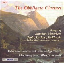 The Obbligato Clarinet, New Music