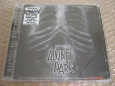 ALONE IN THE DARK: Music from...the...motion picture * 2CD ! * New and sealed !