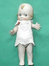 dollhouse doll bisque antique googly-/kewpie-type/Hertwig & Co./Germany