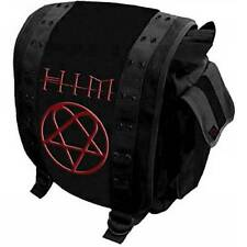 Him - Thorn Heartagram - New Black Messenger Bag - Official Merch - Free Rec Del