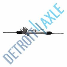 Complete Power Steering Rack and Pinion Assembly - fits Nissan Maxima and Altima