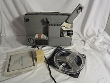 Vintage ​​8mm film projector Sankyo Load Matic for Parts or Repair Needs Belts