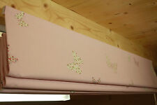 Roman Blind, Laura Ashley Bella Butterfly  (Made to measure)