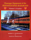 Passenger Equipment of PENNSYLVANIA Railroad: COACHES - P70, P85, P54, P82, PK,