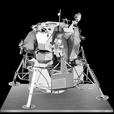 Fascinations Metal Earth 3D Laser Cut Model - Apollo Lunar Module