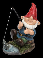 Vivid Arts - PLAYFUL GNOMES - Gnome Fishing