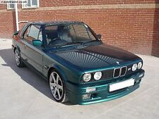 BMW E30 M-Tech 2 Full Body Kit Front/Rear Bumper Sides/Door Pods and Spoiler