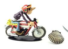 MOTO FIGURINE JOE BAR TEAM SEBASTIEN LACORDE MALAGUTI 50 1975