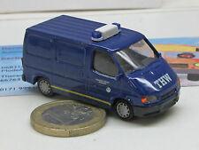 Rietze  THW009;    Ford Transit  Kasten,     THW