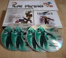 PC FINAL FANTASY VII 7 PAL ESPAÑA