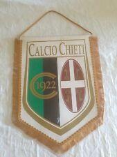 GAGLIARDETTO / PENNANT  CALCIO CHIETI  ( in gomma )  BELLO !!!!!!!