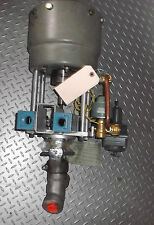 """Conval 1/2"""" Cl1500 Globe Control Valve With Switches, Regulator 12G2GJ"""