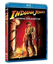indiana jones e il tempio maledetto Blu-ray
