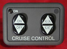 Rostra 250-3593 Universal Dash Mount Cruise Control Switch