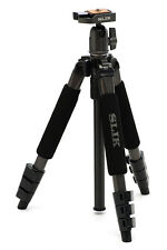 Slik Sprint Mini II Tripod with Ball Head (611-806) U.S. Authorized Dealer