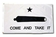 3x5 Gonzales Gonzalez Texas Come and Take it Flag 3'x5' Banner perma dye poly
