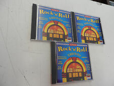 Rock N Roll Is Here To Stay by Various Artists 3 music CDs Tested!