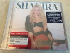 SHAKIRA DELUXE EDITION TARGET EXCLUSIVE NEW CD 3 BONUS TRACKS LA LA LA - CHASING