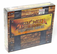 Helloween: Treasure Chest [Limited] ~ Sealed 3-CD Box Set (2001, Metal-Is (UK))