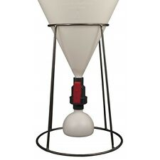 Fast Ferment 7.9 Gallon Conical Fermenter and Stand - Homebrew Beer Wine - NEW!