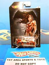 NEW Wonder Woman Hot Wheels Tantrum Car Batman vs Superman Movie Walmart