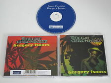 GREGORY ISAACS/REGGAE CHRONICLES(HALLMARK 706162) CD ALBUM
