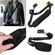 Quick Camera Neck Shoulder Strap Belt Sling for Canon Nikon Sony Olympus NEW