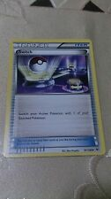 Switch Pokemon Trainer Card UNCOMMON [ROARING SKIES]