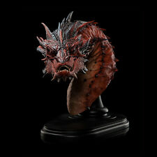 Smaug the Terrible, Bust Edition, Dragon Statue. Hobbit. Weta Collectables. New