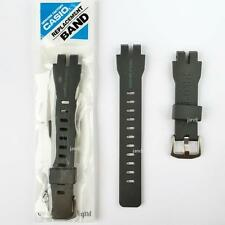 ORGINAL CASIO PRO TREK REPLACEMENT BAND STRAP, PRW3000-1 PRW-3000-1, DARK GRAY