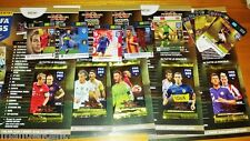 Panini Adrenalyn XL CARD FIFA365 24 Packets Boosters Packs Booster Tüten Bustine
