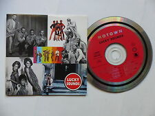 CD  10 titres PUB LUCKY SOUNDS JACKSON 5 COMMODORES SUPREMES TEMPTATIONS 5978
