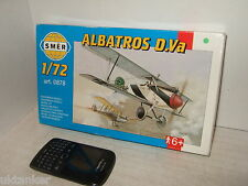 SMER 0878 German Albatros D.Va Model Kit in 1:72 Scale.