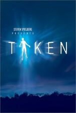 Steven Spielberg Presents Taken [6 Discs] (2003, REGION 1/4 DVD New)