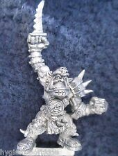 1994 Orc Bloodbowl 3rd Edition Star Player Varag Ghoul Chewer Citadel Ork Team