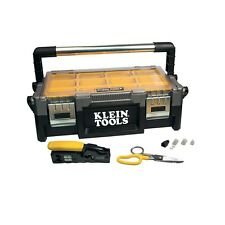 Klein Tools VDV026-831 VDV ProTech Data Kit with Tool Case