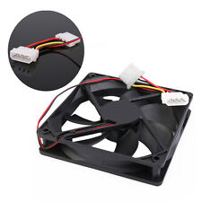 1pcs 120mm 12V 4Pin DC Computer Processor Cooling Fan 120x120x25mm 12cm 12025