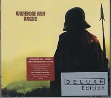 Wishbone Ash - Argus, 2CD Deluxe Edition Neu