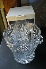 ROYAL LIMITED CRYSTAL ICE BUCKET CHAMPAGNE CHILLER New In Box
