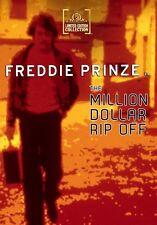 The Million Dollar Rip Off 1976 (DVD) Freddie Prinze, Allen Garfield  - New!