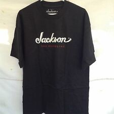 Jackson Guitar Black Bloodline Tee T-Shirt XL Fender