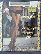 Dorothy Vernon at Cindy Large Size Designer Tights Diamond Shade