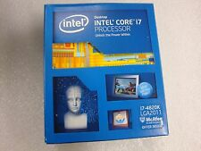 New Intel i7 4820K 3.7GHz 10M Cache Quad-Core CPU Processor SR1AU LGA2011