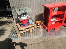 neu Pneumatikpresse Stanze Wicona Hydro 5040002 + 10 Werkzeuge