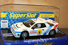 Slot SCX Scalextric Superslot S3326 Ford RS 200 Purolator - New
