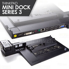 Lenovo Thinkpad T420 T420s T430 T510 T510i L330 Mini Docking Station Series 3