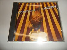 Cd   Something Happens!  ‎– Bedlam A Go Go!