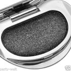 Single Colour Makeup Eye Shadow Pressed Palette Charm Heart Shiny Cosmetic Black
